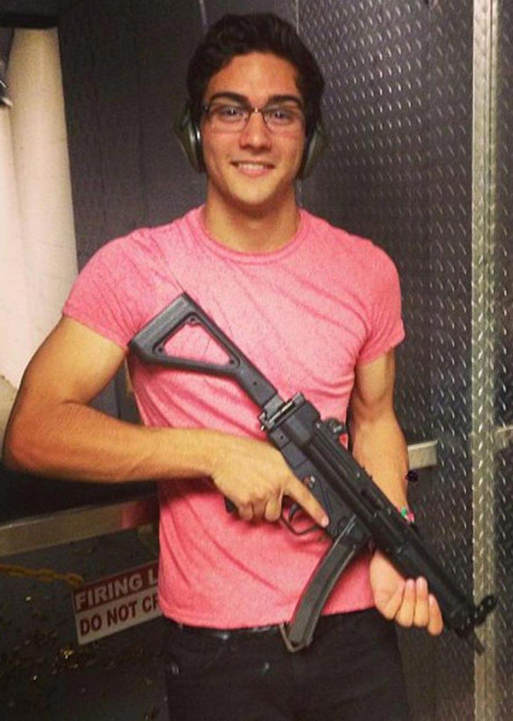 Why did Steven Jones, Northern Arizona University freshman shoot dead Colin Brough?