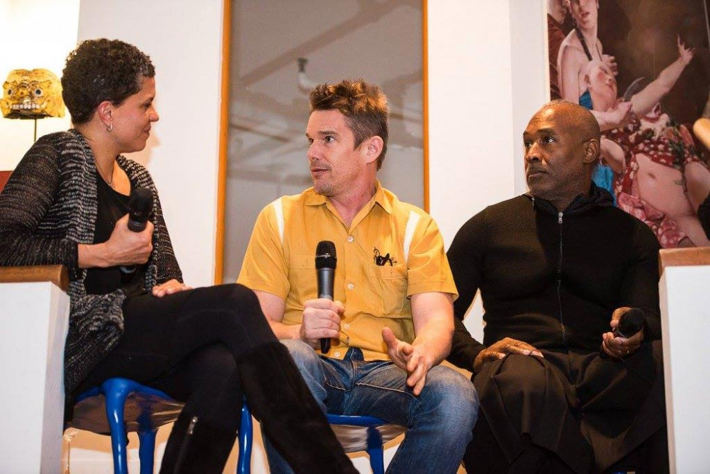 Artbridge and Demos honor Ethan Hawke, Michelle Alexander and Nick Cave.