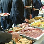 What actually goes in good Corporate Events Caterer. Expertise, knowledge and contacts.