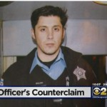 Has one lawsuit at the hands of Chicago police officer, Robert Rialmo been filed without merit?  Robert Rialmo pictured.