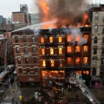 Who bears the culpability in the East Village gas explosion that killed two, injured twenty, leveled three buildings and left scores homeless and bereft of life possessions?