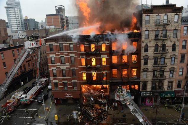 'I'm not guilty' Maria Hrynenko & 4 others indicted in East Village gas explosion