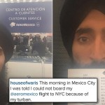 Was one NYC based socialite, Waris Ahluwalia unfairly treated at the hands of Aero Mexico simply because of his faith?