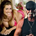 Pictured Hulk Hogan and Heather Cole, whose sex video came to be shared on the site.