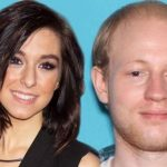 Pictured, Christina Grimmie and Kevin Loibl.