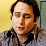 David Berkowitz, Son of Sam during press interview in 1979.