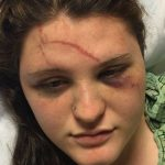 Pictured, victim, Victoria Repine.