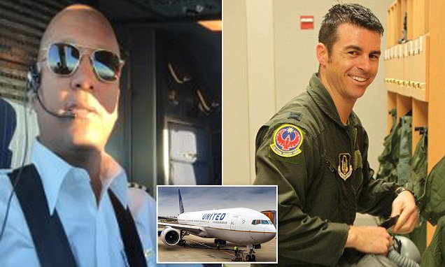 Carlos Roberto Licona, Brady Grebenc: United Airlines pilots arrested for being too drunk to fly