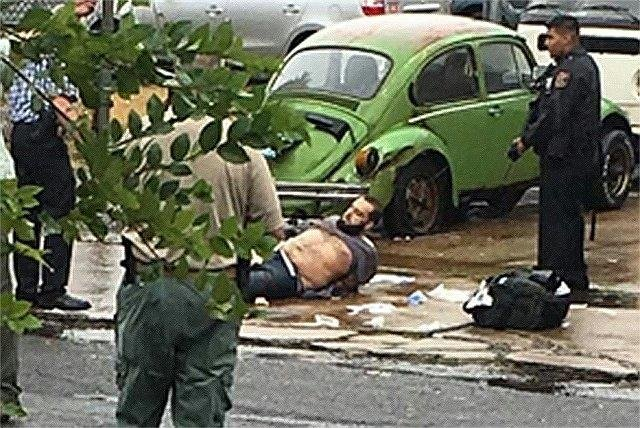 ISIS link? Ahmad Khan Rahami arrested in Linden NJ cop ...