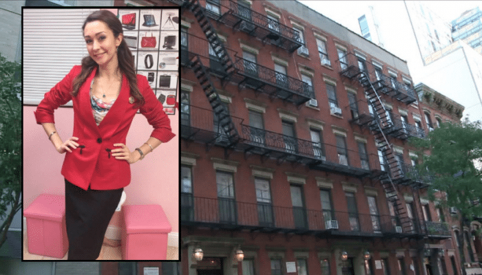 'Half drunk, half naked' Elena Gladkikh dies after falling from roof of Manhattan apartment building