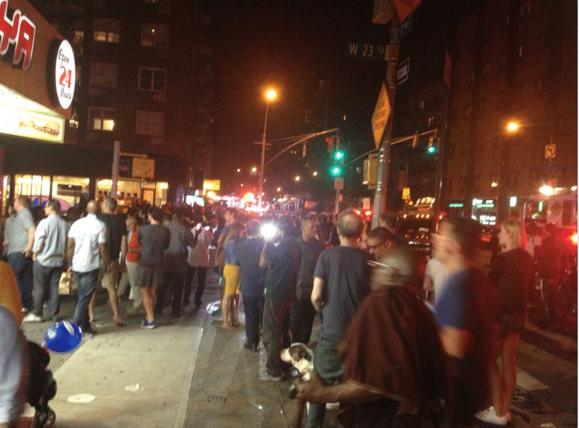 29 injured in explosion in NYC's Chelsea neighbourhood