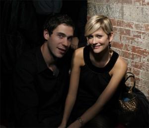 Brian Davis, Lauren Edwards. Photo by Mark Reay.