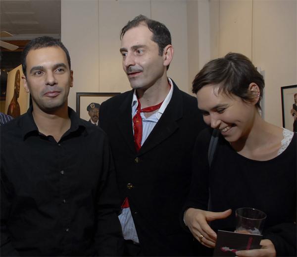 Serge Strosberg, Scallywag, Agaithe de Bailliencourt