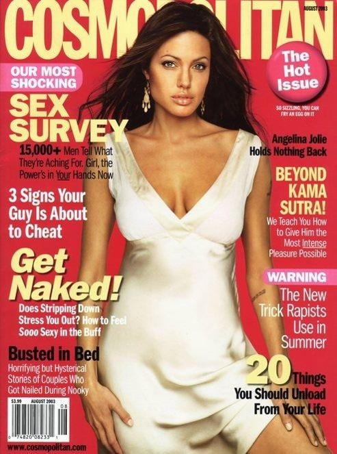 Cosmopolitan: Gender roles