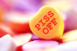 Love is a Toxic Event. A 7 step guide to Valentine's Day .