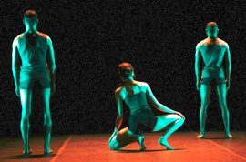 Batsheva Dance Company leaves us Mesmerized at BAM.