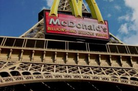 Why French People Love McDonald's and for that matter the USA.
