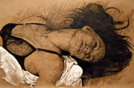 Skye Nicolas: His own Murdered Beauty.