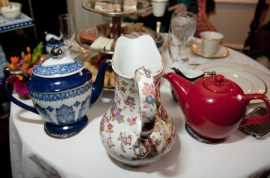 Alexandra Alexis: 'May Cause Shortness of Breath.' High Tea at Lady Mendl's.