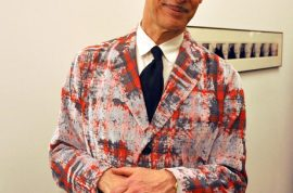 "JOHN WATERS-""Old Chickens Make Good Soup."""