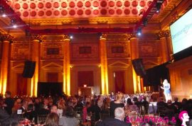 Operation Smile Gala- not just a Dadaist performance act.