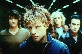"Bon Jovi- Tribeca Film Festival. ""When we were beautiful,"" or almost…"