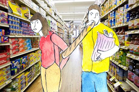 food-shopping