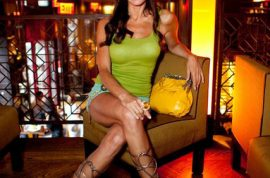 Danielle Staub; Vixen, Glitter and Star..