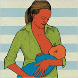 baby-gloton-breast-feeding