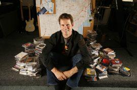 Tim Westergren- 'Pandora's,' bearer of hope and curiosity..?