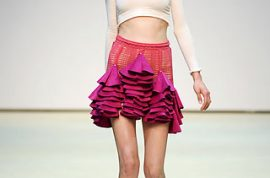 London Fashion Week: Fat is a Fast issue…a Mark Fast issue