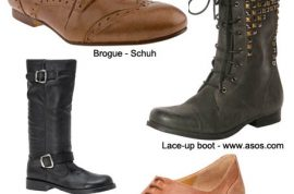 English Trends- Time to Get Low Down on High Heels