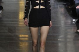 JILL STUART. Modern Day Seductress. Sleek and Hot.