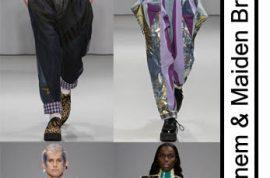 LFW: Style Rebel Ziad Ghanem & his Maiden Britain Collective