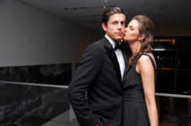 Museum of Modern Art Host the 12th Annual October Ball.