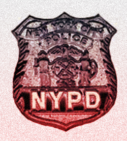 nypd badge copy