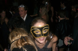 Yves Saint Laurent's Parisienne Masquerade, Bon Ton..!! (with flair)