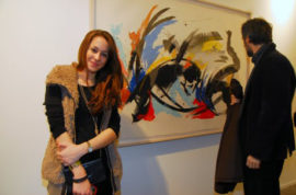 The Contemporaries and Art Log take over at Chelsea Art Museum.