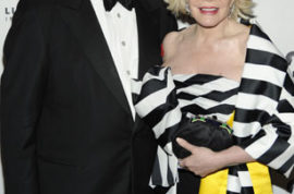 Joan Rivers stars at Lighthouse International's annual gala 'LightYears.'