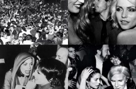 Art Basel MIAMI Interview Mag Party- Studio 54 all over again!