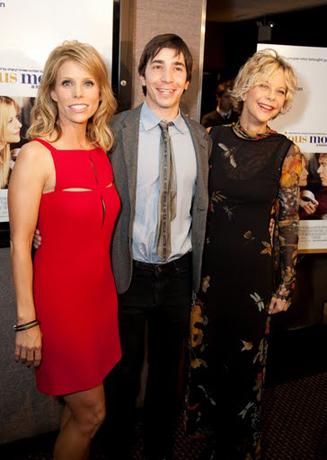 Cheryl Hines, Justin Long, Meg Ryan