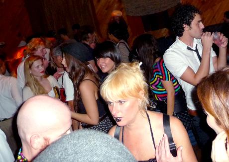 Party Francois Nars Dec2 .09