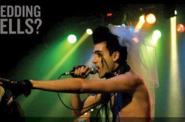Kayvon Zand- Marilyn Manson's and Elvis Presley's Love Child.