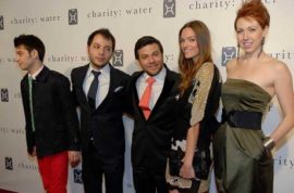 Charity Ball for Charity:Water.