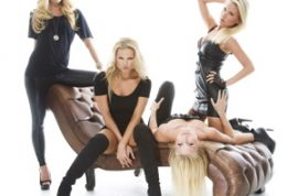 'Ladylike,' Swedish babes sing as sweet as they look.