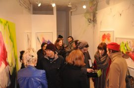 First Impressions: A Night At HEIST Gallery.