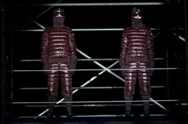 Moncler Grenoble fall/winter 2010.