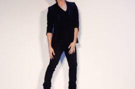 Christian Siriano: Pretty Ruffles, Punk Footwear.