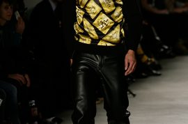 Jeremy Scott is fashion-forward.