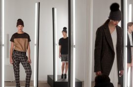 Jason Wu's Capsule Collection for Knitwear House TSE